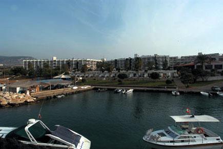 Las salinas in lebanon