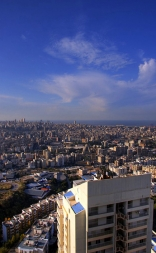 Beirut from Dekweneh (Mur Building View)