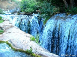 Bekarezla Waterfalls , on Arka River
