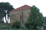 Very old house in the village of Hardine el Koura kaza in the north of lebanon