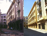 Beirut Before and After