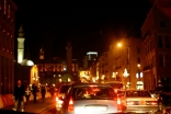 Downtown Beirut Traffic