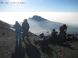 Hiking To Kilimanjaro, Tanzania Sept 2008- Stella Point 5700m