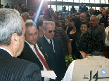 Lebanese Forces Martyrs Mass in Harissa 24 September 2006