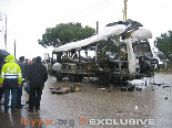 Blasts Hit Buses in Bikfaya